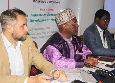 Extractive Industries Workshop 7