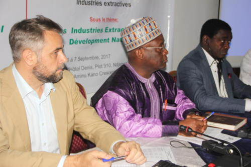 Extractive Industries Workshop 7